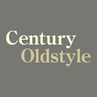 Century Oldstyle
