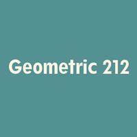 Geometric 212 Poster