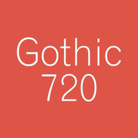 Gothic 720
