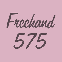 Freehand 575 Poster