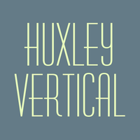 Huxley Vertical Poster