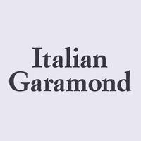 Italian Garamond