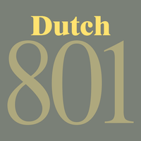 Dutch 801 Poster