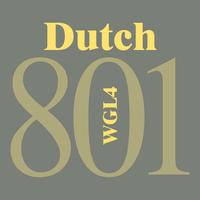 Dutch 801 WGL4