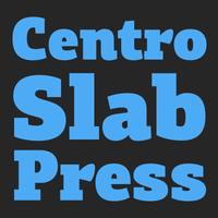PF Centro Slab Press Poster