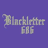Blackletter 686