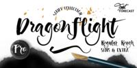 Dragonflight Pro Font Download