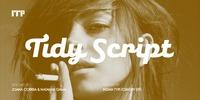 Tidy Script Font Download
