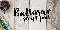 Baltasar Font Download
