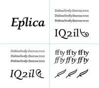 Eplica Family by ydt-fonts.com