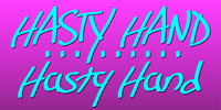 Hasty Hand Font Download