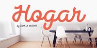Hogar Font Download