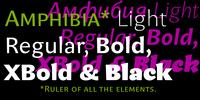 Amphibia™ Font Download