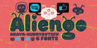 Aliengo Font Download