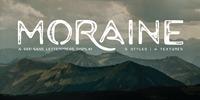 Moraine™ Font Download