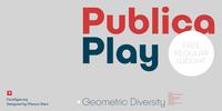 Publica Play™ Font Download