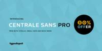 Centrale Sans Pro Font Download