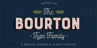 Bourton Font Download