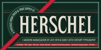Herschel Font Download