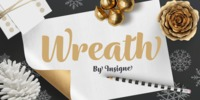 Wreath™ Font Download