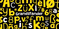 Grandstander Font Download