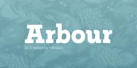 Arbour Font Download