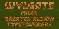 Wylgate™ Font Download