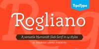 Rogliano Font Download