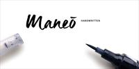 Maneo Font Download