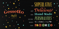 Gessetto Font Download