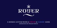 Roijer Font Download