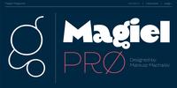 Magiel Pro Font Download
