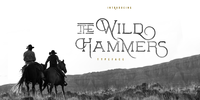 The Wild Hammers Font Download