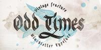 Odd Times Font Download