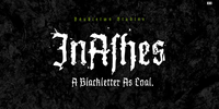 XXII InAshes™ Font Download
