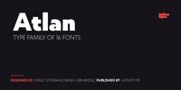 Atlan Font Download