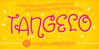 Tangelo Font Download