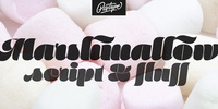 Marshmallow™ Font Download