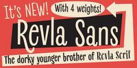 Revla Sans™ Font Download
