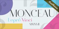 Monceau™ Font Download