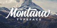 Montana Typeface Font Download
