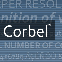 Corbel Poster