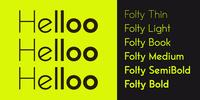 Folty Font Download