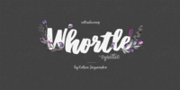Whortle Font Download