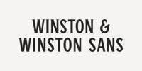 Winston & Winston Sans Font Download