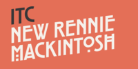 ITC New Rennie Mackintosh™ Font Download