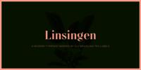 Linsingen Font Download