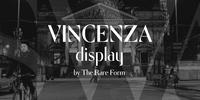 Vincenza Display Font Download