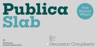 Publica Slab™ Font Download