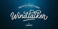 Windtalker Font Download